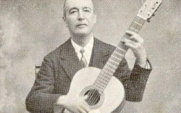 Javier Molina - Flamenco-Guitarist